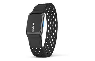 Wahoo TickR Fit Herzfrequenz Armband Bluetooth und ANT Schwarz