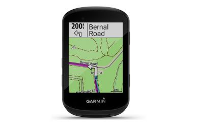 Garmin Edge 530 inkl. Standard-, Aero Halter, Band, USB Kabel