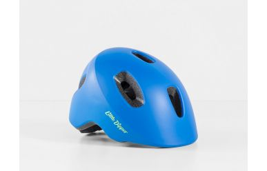 Bontrager Little Dippe Royal Blue CE Helm Kleinkind 46-50 cm