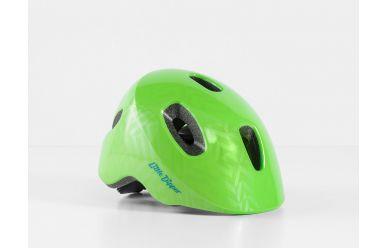 Bontrager Little Dippe Vis Green CE Helm Kleinkind 46-50cm
