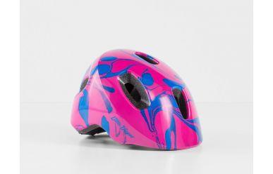 Bontrager Little Dippe Pink CE Helm Kleinkind 46-50cm