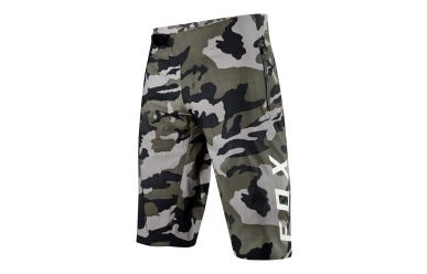 Fox Racing Defend Pro Water Short Green Camo