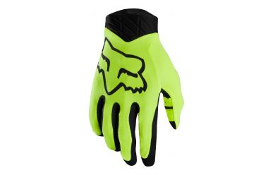 Fox Racing Flexair Handschuh Lunar Day Glow Yellow