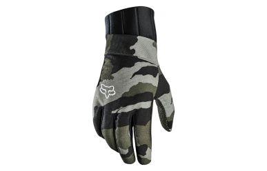 FoxHead Defend Pro Fire Handschuh Green Camo
