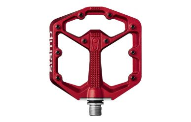 CrankBrothers Stamp 7 Flatpedal Red Small