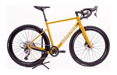 Santa Cruz Stigmata 3 CC Rotor Custom Bike 7,95kg leicht, Rotor 1x13 Inspider Hydraulic Gruppe Mustard 54cm TESTBIKE ca. 300km