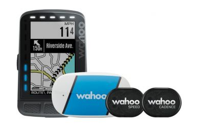 Wahoo Elemnt Roam GPS Bundle inkl. TickR, Cadence und Speedsensor