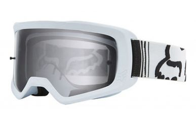 Fox Racing MAIN RACE Goggle Enduro Brille White Uni