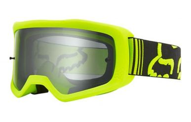 Fox Racing MAIN RACE Goggle Enduro Brille Flurescent Yellow Uni