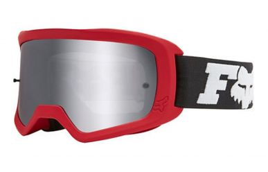 Fox Racing MAIN LINC SPARK Goggle Enduro Brille Flame Red Uni