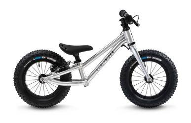 "Early Rider Big Foot Laufrad 12"" Brushed Aluminium"