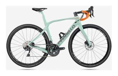 Pinarello Grevil Sram Force Disc, Fulcrum Racing 650B Laufräder, 506 Petrol 56cm