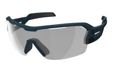 Scott Sunglasses Spur LS Sonnenbrille, Gläser Grey Light Sensitive und Clear, Rahmen Nightfall Blue Matt