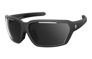 Scott Sunglasses Vector Sonnenbrille, Gläser Grey, Rahmen Black Matt