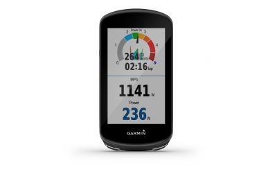Garmin Edge 1030 Plus Bundle inkl. HF Brustgurt, Speed, Trittfrequenzsensor, Aerohalter