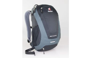 Deuter Bike Plus 18 black granite