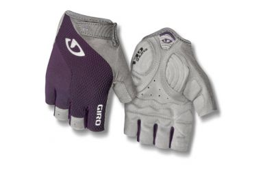 Giro Strada Massa supergel Handschuh dusty purple/white L