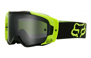 Fox Racing VUE STRAY Goggle Enduro Brille BLack Yellow