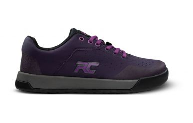 Ride Concepts Hellion Women MTB Schuh Flat Pedal, Dark Purple Purple