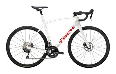 Trek Domane SL 5 Disc Shimano 105 Christal White