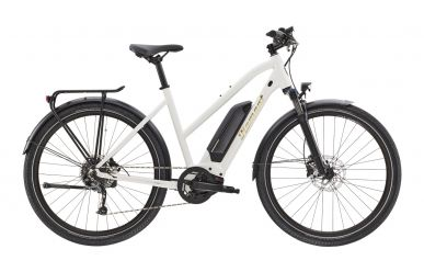 Diamant Zing+ Bosch Performance CX 500Wh Weiss Damen G