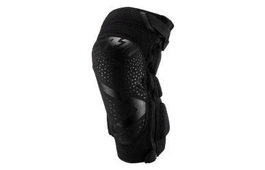 Leatt Knee Guard 3DF 5.0 Zip Black