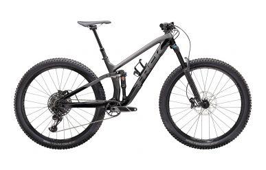 Trek Fuel EX 9.7 Sram NX/GX Eagle Matte Raw Carbon Gloss Trek Black