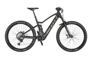 Scott Strike eRIDE 900 Premium Raw Carbon Brushed Metall
