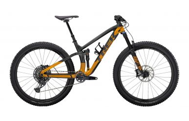 Trek Fuel EX 9.8 Sram GX Eagle Lithium Grey Factory Orange