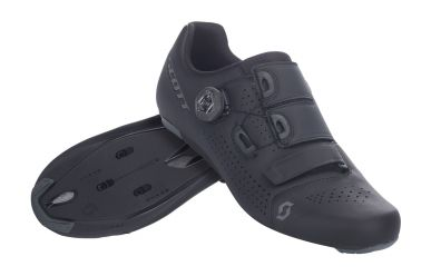 Scott Road Team Boa Rennradschuh matt black dark grey