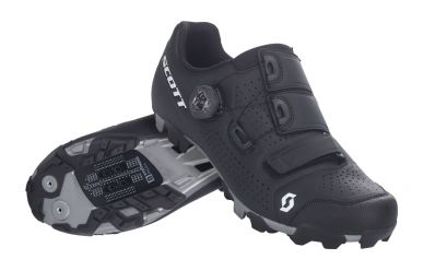 Scott MTB Team Boa Mountainbikeschuh matt black white