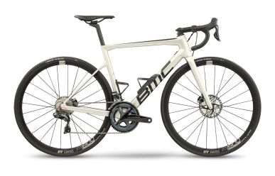 BMC Teammachine SLR TWO Shimano Ultegra Di2 Pearl Grey Black
