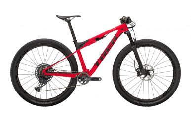 Trek Supercaliber 9.8 GX Eagle Gloss Radioactive Red Matte Black