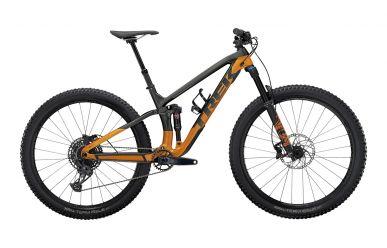Trek Fuel EX 9.7 Sram NX/GX Eagle Lithium Grey Factory Orange