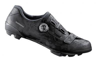 Shimano SH-RX800 Gravel/MTB Schuh Black