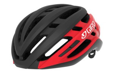 Giro Agilis Helm Matte Black/Bright Red