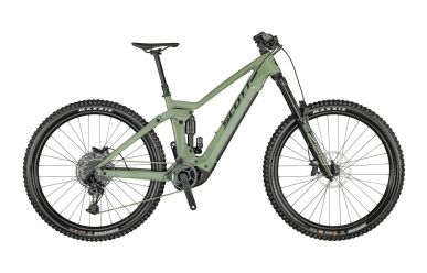 Scott Ransom eRIDE 920 Land Green Black