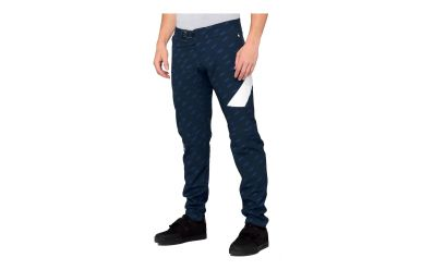 100% R-Core-X Limited DH Pant Navy White