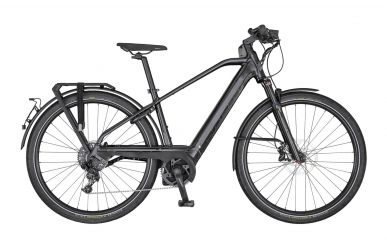 Scott Silence eRIDE 20 Men Galaxy Black Black