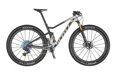 Scott Spark RC 900 SL AXS Stellar Grey Black