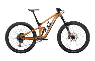 Trek Slash 9.7 29 GX Eagle Factory Orange Carbon Smoke