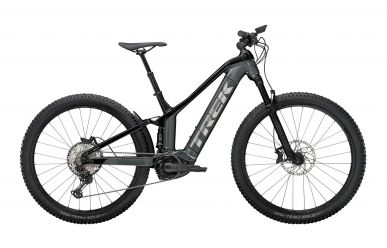 Trek Powerfly FS 7 Shimano XT Lithium Grey Trek Black