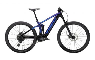 Trek Rail 5 625W Sram SX Eagle Purple Flip Trek Black