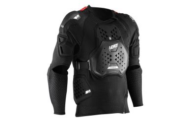 Leatt Body Protector 3DF AirFit Hybrid Black