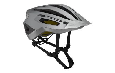 Scott Fuga Plus rev Helm Vogue Silver Reflective Grey