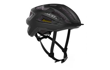 Scott Arx Plus Helm Stealth Black