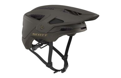 Scott Stego Plus MTB Helm Marble Brown