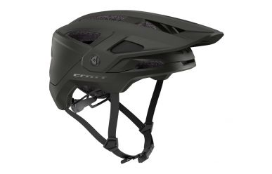 Scott Stego Plus MTB Helm Granite Black