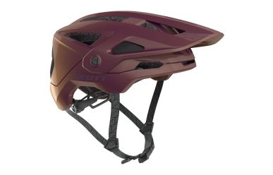 Scott Stego Plus MTB Helm Nitro Purple