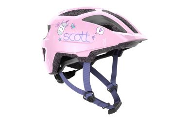 Scott Spunto Kid Helm Light Pink